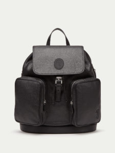 Trussardi Leather Backpack