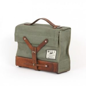 WILL Leather Goods – Swiss Medic's Bag